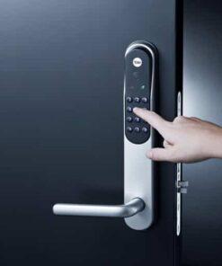 Elektroniske låse