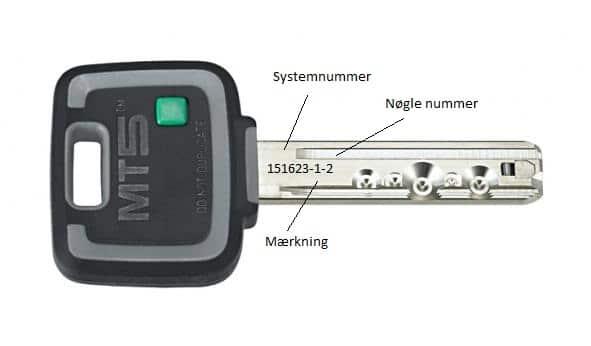 Mt5 Nøgle til nøglebestilling