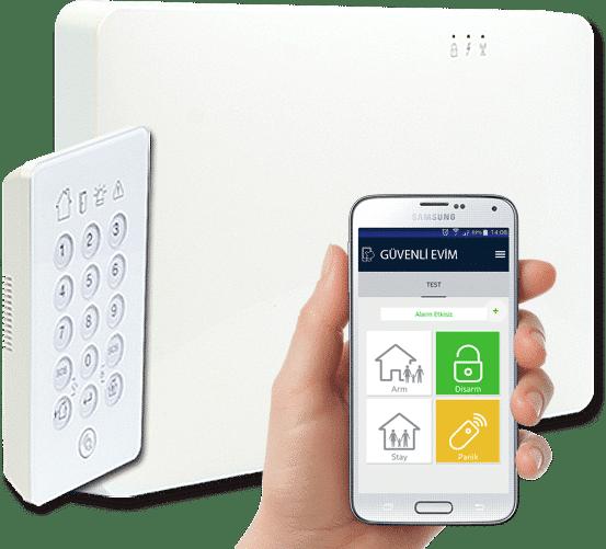 Alarmer - Alarmsystem JM Låseservice